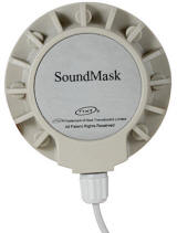 Soundmask Window Door and Duct Transducer
