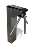 Our Waist High Emergency Drop Arm Turnstile