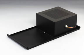 Single Paging Speaker with platform for Soundmasking Speaker