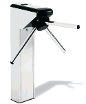 Waist High Electric Turnstile for Card Access