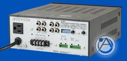 35 to 240 Watt Mixer Power Amplifiers for Zoning